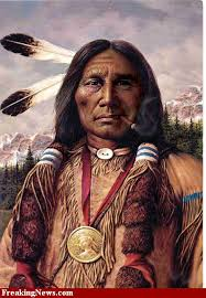 indian chief photos