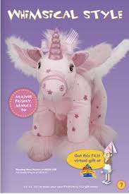build a bear unicorn