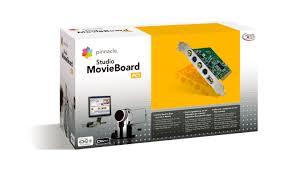 pinnacle studio movie board pci
