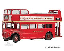 london open top bus
