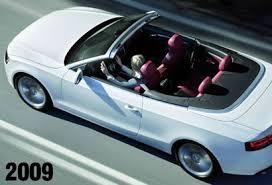 2009 convertibles