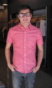 guys in pink shirts