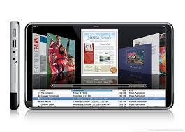 apple netbook tablet