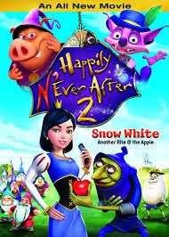 happily n ever after movie