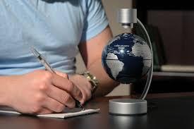 magnet globe