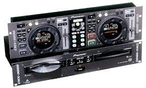 pioneer dual cd player