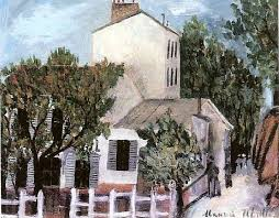 maurice utrillo paintings