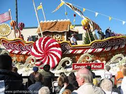 pasadena parade