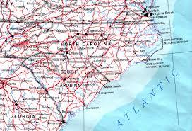 nc highway maps