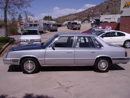 1985 plymouth caravelle