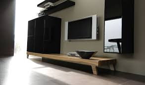 entertainment center wall