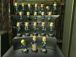 fallout 3 bobblehead stand