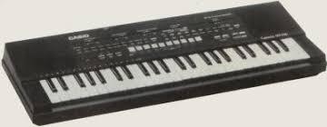 casio tone bank keyboard