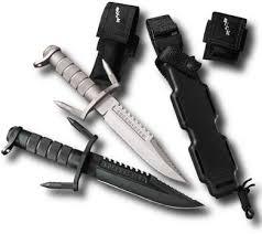 buckmaster knives