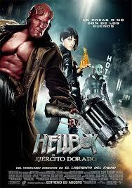 hellboy 2 posters