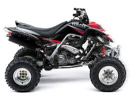raptor four wheelers