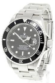 rolex divers watch