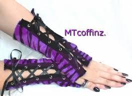 cyber goth accessories
