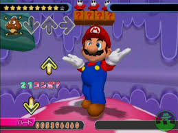 dance revolution mario mix