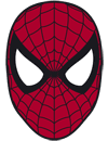 clip art spiderman