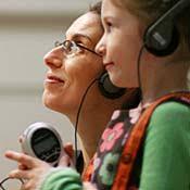 museum audio tours