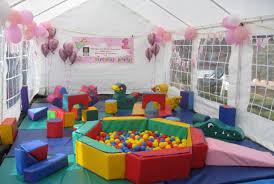 girls 1st birthday party