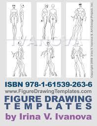 fashion drawings templates