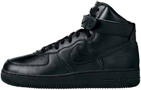 black nike air force one