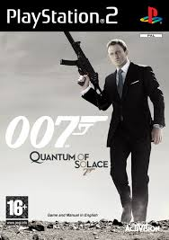 007 quantum of solace playstation 2