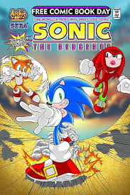 sonic book