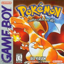 pokemon game red