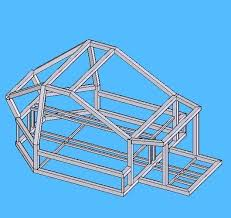 car chassis design