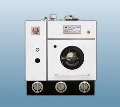 dry cleaner machine