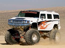 hummer h2 suspension