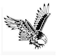 eagle tattoo art