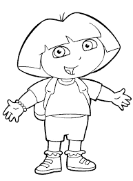 preschool coloring pictures