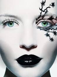 makeup gothic