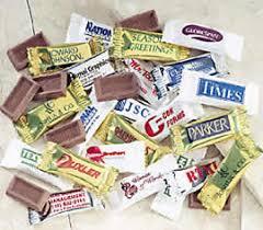 chocolate mint candies
