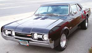 1967 cutlass supreme