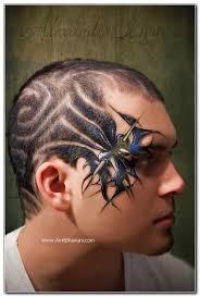 hair designs 2009