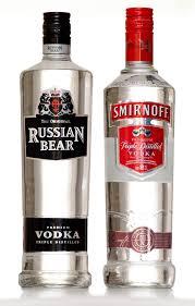 vodka names