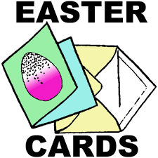 cool easter cards