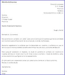 carta de referencia comercial