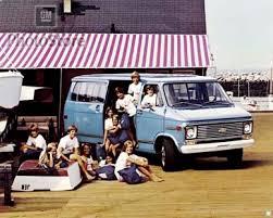 1973 chevy van