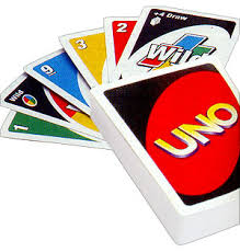 uno game cards