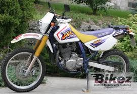 1996 suzuki dr 650