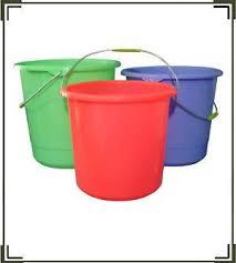 bucket plastic