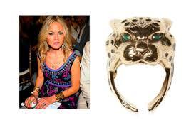 rachel zoe panther ring