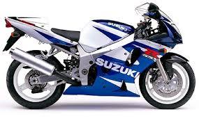 2001 gsx r 600
