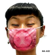 face masks flu
